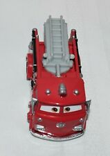 Disney Pixar Cars Red Fire Truck, 3536EA, Made in China