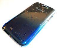 Für Galaxy Note 2 N7100 Bumper Schutzhülle Case Cover Schale Handy Displayfolie