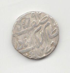 Hyderabad Silver 1861 Rupee-Lot A3