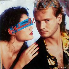 "7"" 1986 Rare & culto en Mint -! ivan: Hey Mademoiselle"