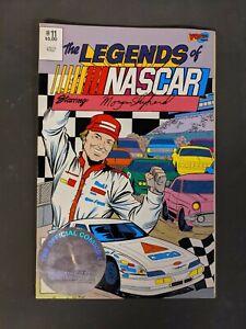 Legends of NASCAR Morgan Shepherd # 11 - Vortex Comics