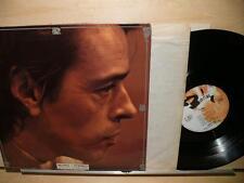 Jaques Brel (VG RARE Barclay 80373 FRANCE LP) Chanson