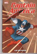 CAPTAIN AMERICA N° 1 Le retour Best Comics PANINI MARVEL