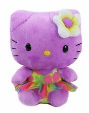 Ty Beanie Hello Kitty – Soft Toy, 15 cm, Lilac