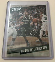 2017-18 Panini Prestige Basketball Giannis Antetokounmpo #6 Base Card Bucks