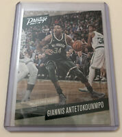 2017-18 Panini Prestige Basketball Giannis Antetokounmpo #6 Base Card Bucks