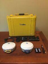 TRIMBLE R8 MODEL 2 R6 GPS GNSS GLONASS BASE ROVER RTK SYSTEM 450-470 MHZ