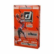 Panini 2014/15  Donruss NBA Basketball Trading Cards - Hobby Box Sealed