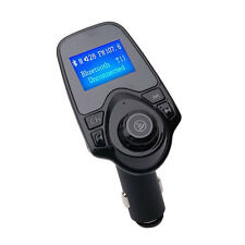 Bluetooth FM Transmitter Modulator Car Charger for iPhone 7 Plus Samsung S8+S7