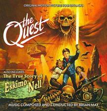 The Quest / THE TRUE STORY OF ESKIMO NELL-Music by Brian May