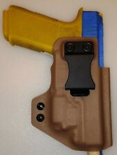 Holster for Polymer 80 PF940V2 (IWB)  - Poly 80 -Olight PL-Mini Compatible RMR..