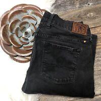 LUCKY BRAND Jeans Womens 6 28 Sofia Skinny Stretch Black Denim MSRP $99