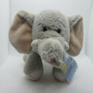 NEW Ganz Webkinz VELVETY ELEPHANT  Plush Animal HM167 With  CODE
