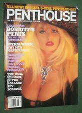 Penthouse June 1994 POM Taylor Bobbitt Sharon Fitzpatrick Michelle Tanner