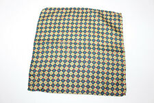 MODAITALIA POCKET SQUARE Handkerchiefs Silk E97560 Made in Italy