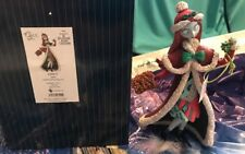 Disney Nightmare Before Christmas Holiday Sally Couture de Force Statue 6000819