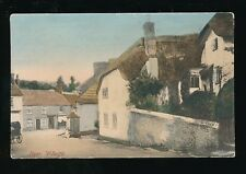 Devon BEER Village A Northcott shop Used 1905 PPC by Frith