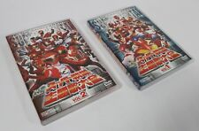 MINT! Super Sentai Vol 1 & 2 Theme Song Best Collection 30th Anniversary Toei R2