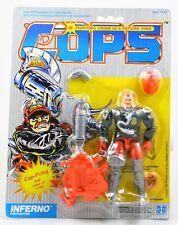 Cops 'N Crooks Inferno Hasbro Action Figure