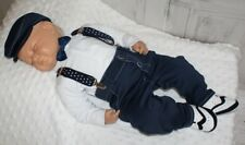 (Nr.0ar17) Kinderanzug Taufanzug Festanzug Babyanzug Anzug Taufgewand Neu