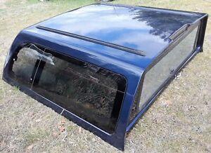 SNUGTOP Truck Topper/Cap, for NISSAN models Classic 6FT Short Bed / DARK BLUE