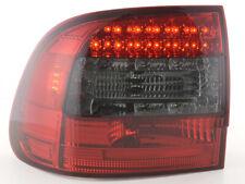Led Rückleuchten Porsche Cayenne Typ 955 Bj. 02-06 rot/schwarz