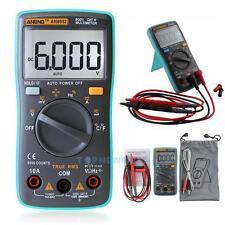 ANENG Digital Multimeter AC/DC Amperemeter Strom Spannung Widerstand Temperatur