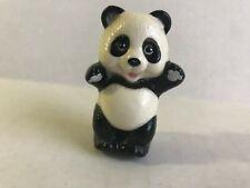 Vintage 1988 Animal Lovin Barbie Replacement Plastic Panda Bear Mattel Doll Toy