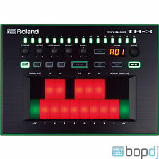 Roland TB-3 Aira Touch Bass Line - Touch-Sensitive Synthesiser Bassline Keyboard