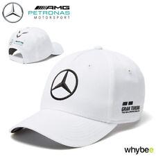2018 Mercedes-AMG F1 Lewis Hamilton Kids Childrens Cap Junior Size