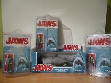 Funko Jaws Great White Shark, Quint, Chief Brody & Hooper 2015  Set