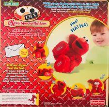 Fisher Price - Sesame Street- TMX Extra special edition 2007 - Tickle Me ELMO