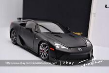 AutoArt 1:18 LEXUS LFA black