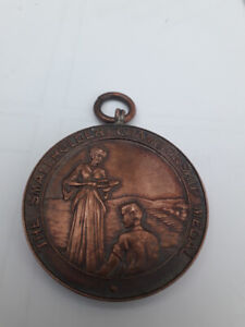 The Smallholder Championship Bronze Medal Vintage with Blank for Inscription