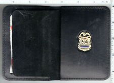DEA Family Member Wallet with Mini Pin included from MCO Quantico