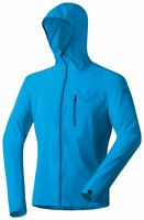 NEW Dynafit THERMAL 3 Layer Blue Mens L MidLayer Hiking Running Jacket Rt$140