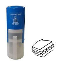 Sandwich 11mm loyalty reward stamp - High Quality COLOP stamp