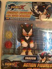 Sombra X Sonic El Erizo Figura en caja sin abrir Sega Raro Nuevo
