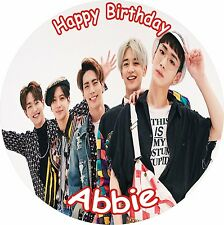SHINEE ICING CAKE TOPPER