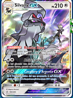 Silvally GX Cosmic Eclipse/Eclissi Cosmica Pokemon TCGO Online(DIGITAL NOT REAL)
