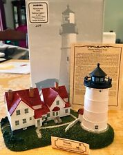 Harbor Lights Collectors Lighthouse Nobska (Nobsque) Point, Ma