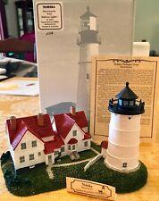Harbor Lights Collectors LighthouseNobska (Nobsque) Point, Ma