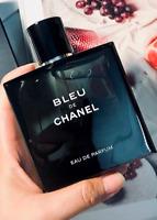 100% Authentic New Bleu De Chanel  1.7 oz/50 ml or 3.4 oz/100ml EDP Parfum Men