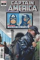 Captain America Comic 13 Cover A Alex Ross First Print 2019 Coates Masters