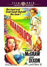 ROADBLOCK (1951) - (1951 Charles McGraw) Region Free DVD - Sealed