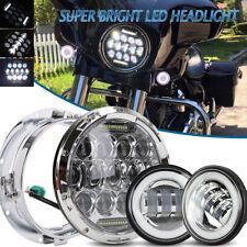 Motorcycle Headlight Assemblies for 2005 Harley-Davidson