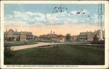 Danville IL Soldiers Home c1920 Postcard