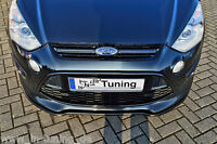 Sonderaktion Spoilerschwert Frontspoiler Lippe ABS für Ford S-MAX Titanium S ABE