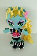 Monster High Dance Class Ballet Laguna Blue Plush Mattel