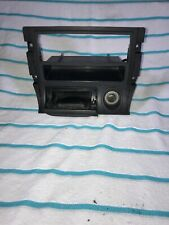 OEM 92-96 USDM rare Genuine Honda Prelude Si radio ashtray center console panel